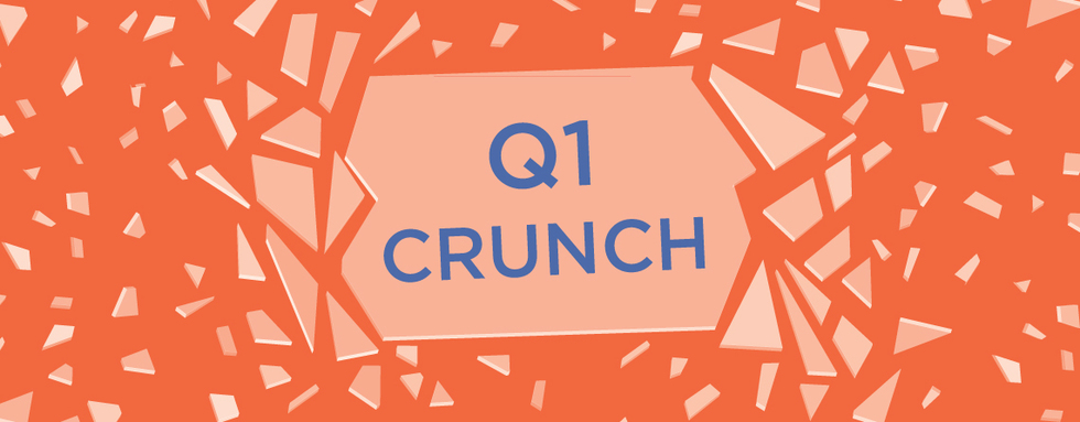 Quarterly Crunch Q1 2
